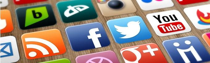 группы в соцсетях