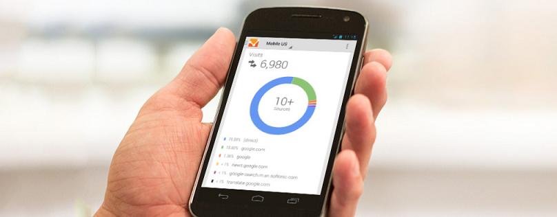 аналитика мобильного приложения